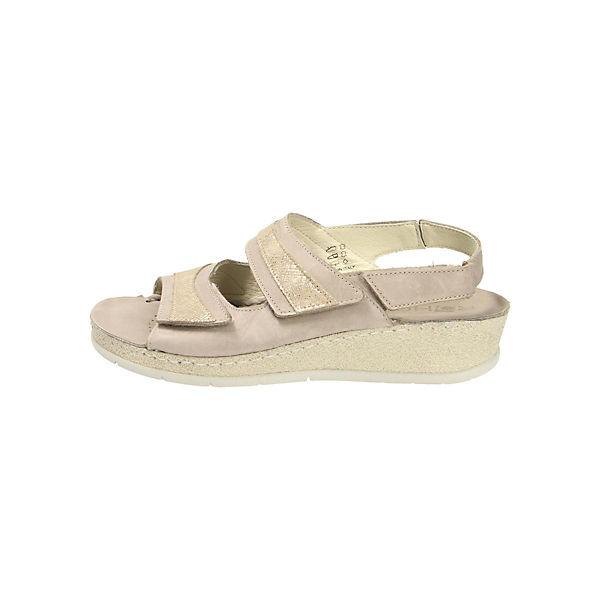 ROHDE, Komfort-Sandalen, grau