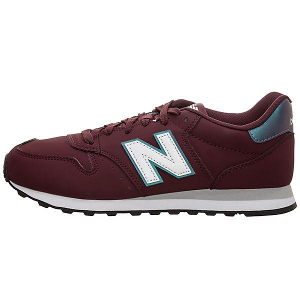 new rot balance, GW500-BIP-B Sneakers Low, rot new  Gute Qualität beliebte Schuhe 6ac5f7