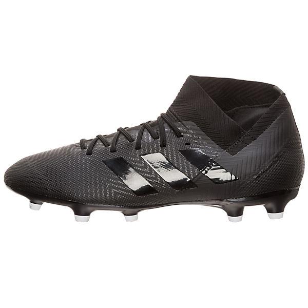 18 adidas Nemeziz FG Fußballschuh 3 Performance Fußballschuhe schwarz gURwEq7Uz