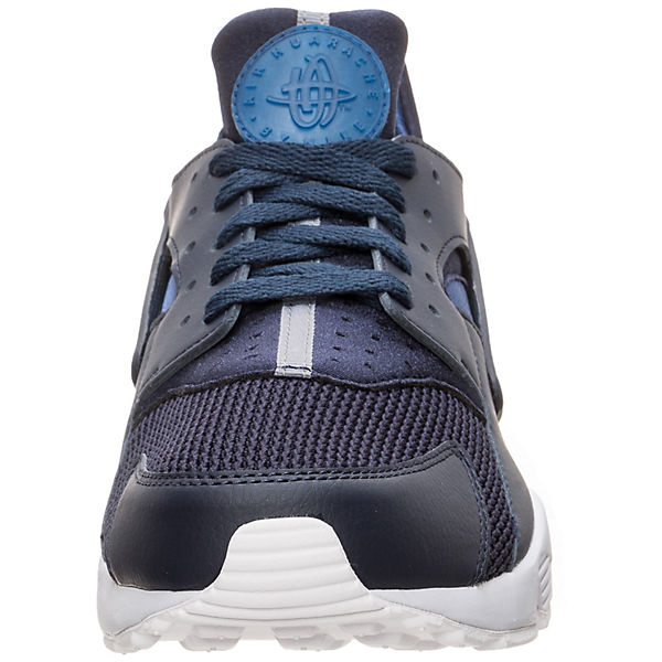 Low Air Nike Sportswear dunkelblau Huarache Sneakers 6RwaxqaHzy
