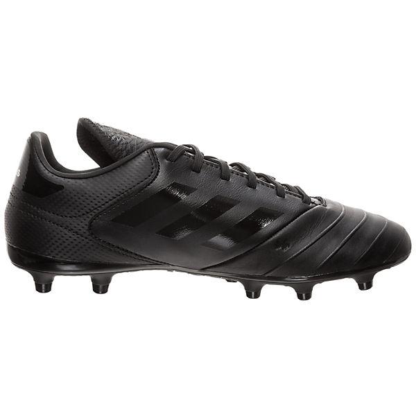 schwarz Performance FG Fußballschuhe Copa 18 3 adidas Fußballschuh AHxwI