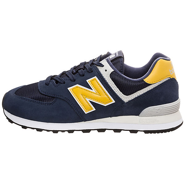 New balance, ML574-SMB-D TurnschuheTurnschuhes beliebte Niedrig, blau/gelb Gute Qualität beliebte TurnschuheTurnschuhes Schuhe ee9f6b