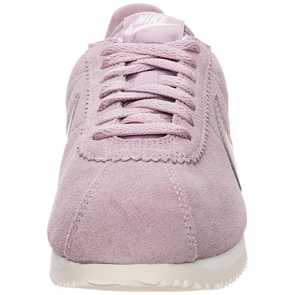 Low Sportswear flieder Classic Sneakers Cortez Suede Nike XgqwvOv
