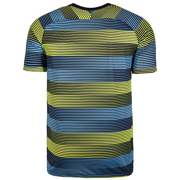 City Nike Squad gelb Trainingsshirt Manchester GX Performance Dry T Shirts HRqTS