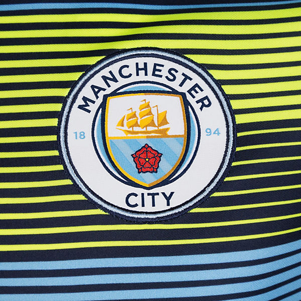 City Nike Squad gelb Trainingsshirt Manchester GX Performance Dry T Shirts HRqTS