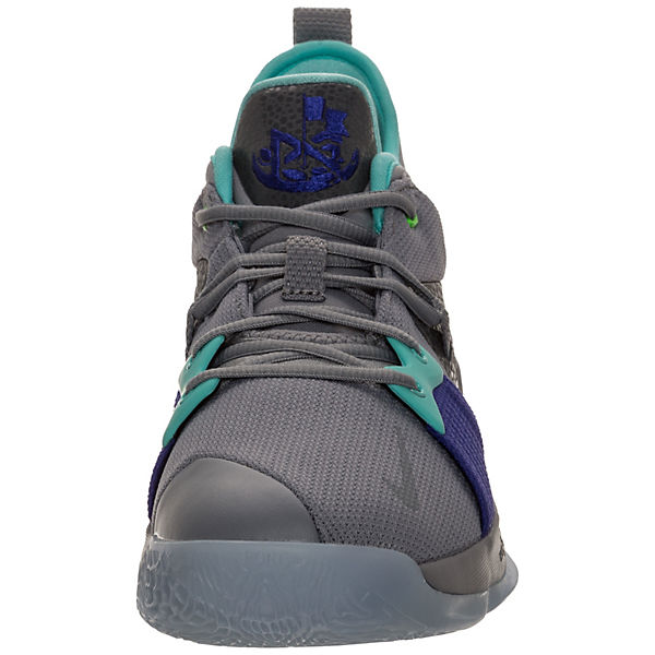 Nike PG grau Performance Sneakers Low 2 rTrx6