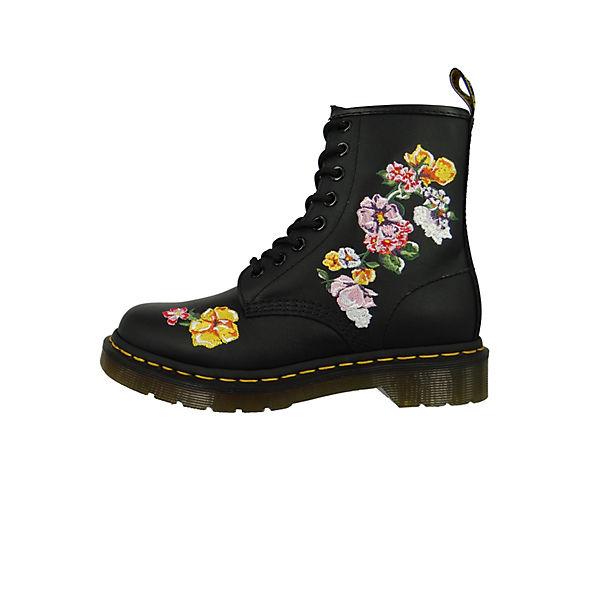 Dr. Martens, Gute Finda II Black Schwarz 8-LochSchnürstiefeletten, schwarz  Gute Martens, Qualität beliebte Schuhe 46c595