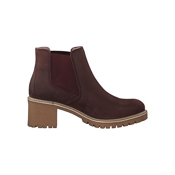 Tamaris Boots bordeaux Tamaris Boots Tamaris bordeaux Chelsea Boots Chelsea Chelsea U8gOxnExA