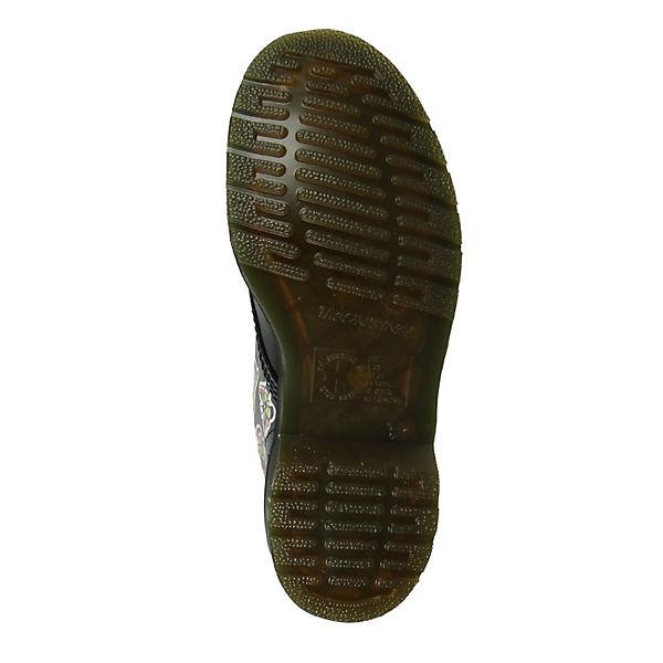 Dr. Martens, Chris Lambert UK Backhand Schwarz 8-LochSchnürstiefeletten, beliebte schwarz  Gute Qualität beliebte 8-LochSchnürstiefeletten, Schuhe db8803