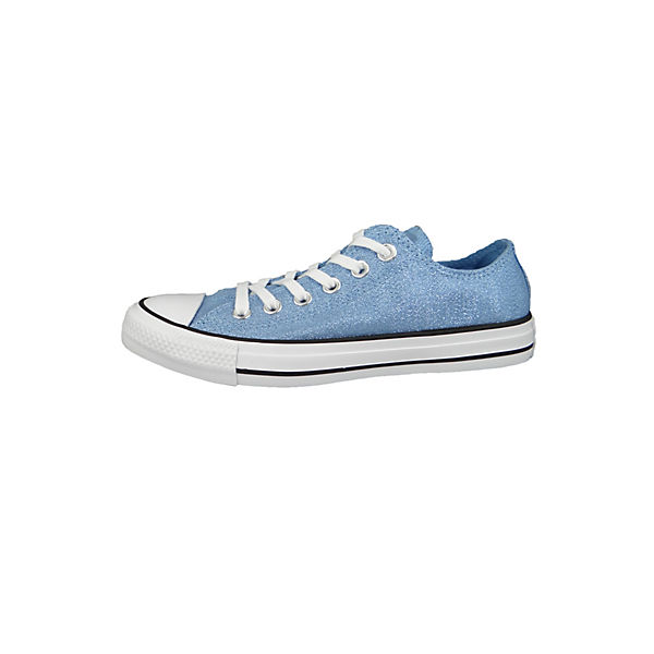 CONVERSE, Chuck Taylor All Star OX Light Blue White BlackSkaterschuhe, blau