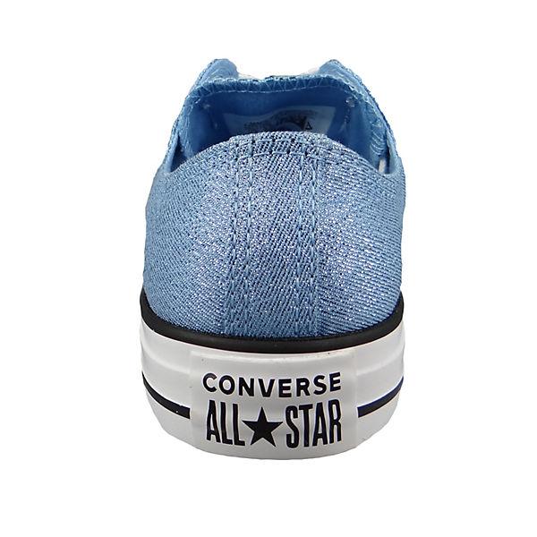 Star White Blue Taylor CONVERSE blau Chuck OX BlackSkaterschuhe All Light wUPZxqxO6