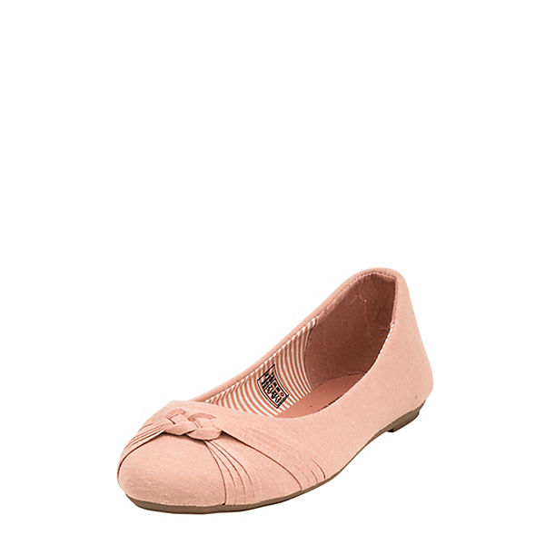 Klassische Fitters Amy Footwear Ballerinas pink Hp0Pqp