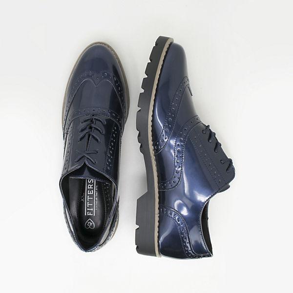 Fitters Footwear, Gute Isabelle Klassische Halbschuhe, dunkelblau  Gute Footwear, Qualität beliebte Schuhe d54ead