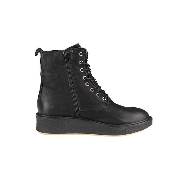 Apple Apple Apple of Eden Klassische Stiefeletten schwarz  Gute Qualität beliebte Schuhe 225f3b