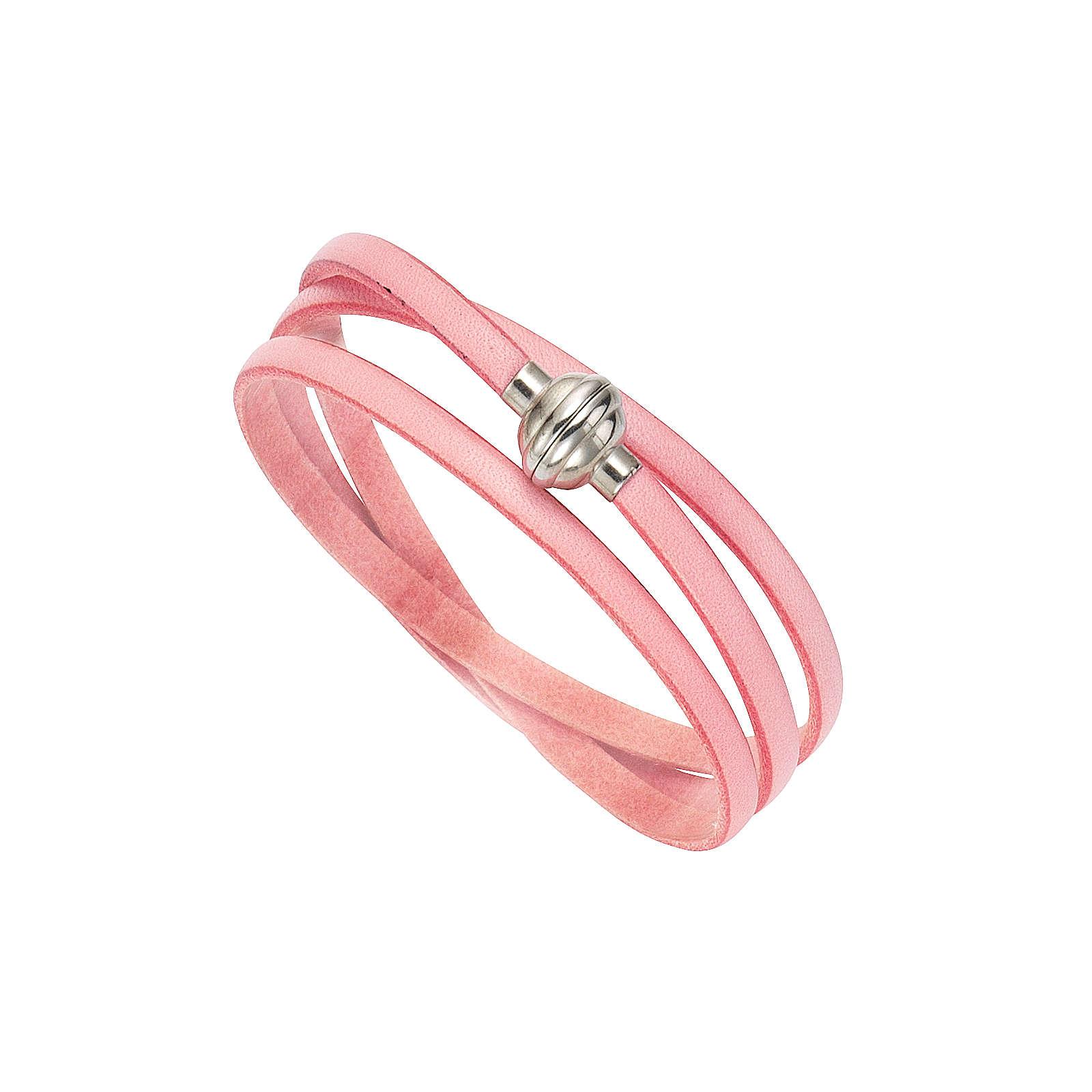 ZEEme Fashion ArmbandArmbänder pink
