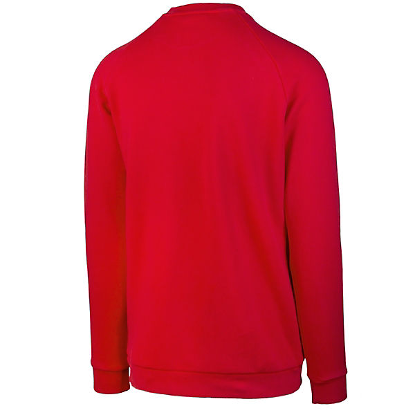 Originals CrewSweatshirts Pullover rot adidas Trefoil tdq77f