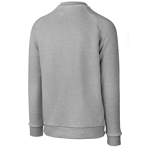 Pullover adidas Originals grau Trefoil CrewSweatshirts F6gzq7wx6