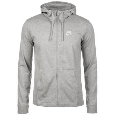 Nike Sportswear, Sweatjacken, grau