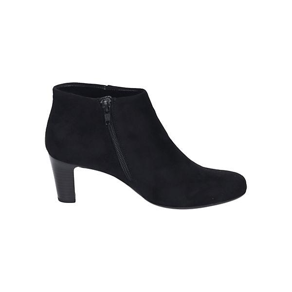 schwarz schwarz Klassische Stiefeletten Stiefeletten Klassische Gabor Gabor U0qCq5