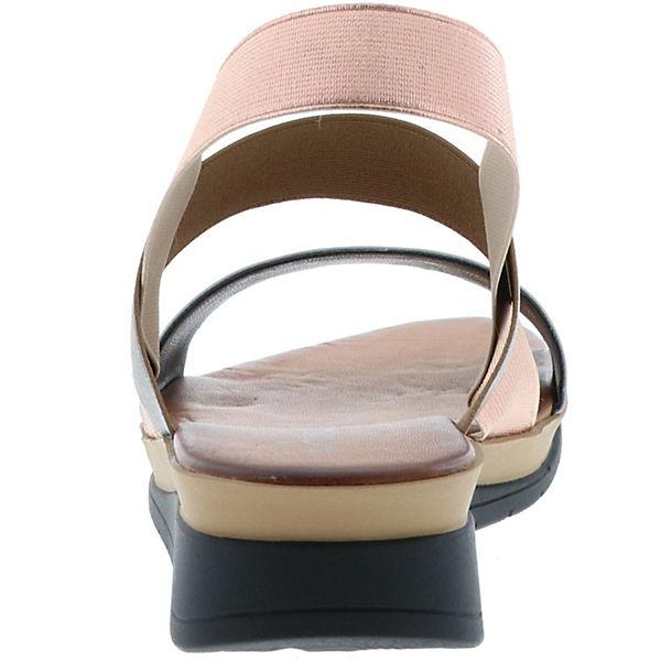 Vista,  Klassische Sandalen, rosa   Vista, 87e64e
