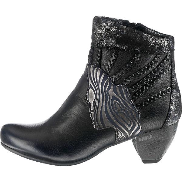 SIMEN, Klassische Stiefeletten, blau  Gute Schuhe Qualität beliebte Schuhe Gute af7bfc