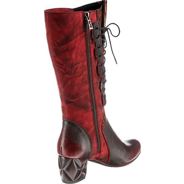 SIMEN, Klassische Qualität Stiefel, weinrot  Gute Qualität Klassische beliebte Schuhe 9ffb30