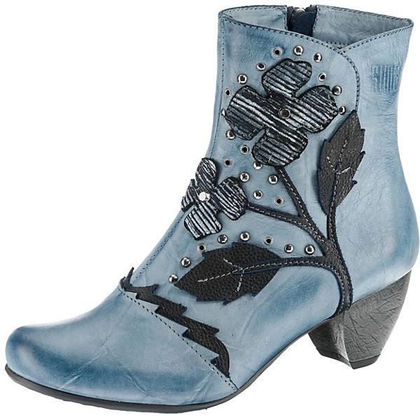 SIMEN SIMEN Klassische Stiefeletten Stiefeletten Klassische blau SIMEN blau Klassische 4qP7TnnwxO