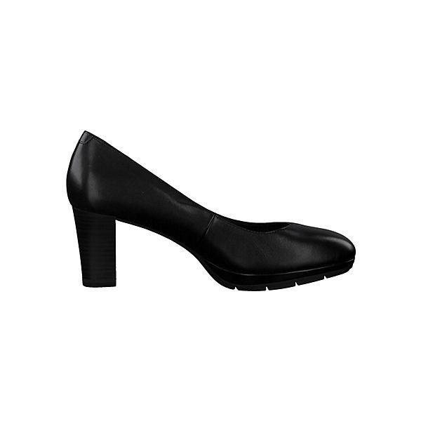 Tamaris, Klassische Qualität Pumps, schwarz  Gute Qualität Klassische beliebte Schuhe ce3365