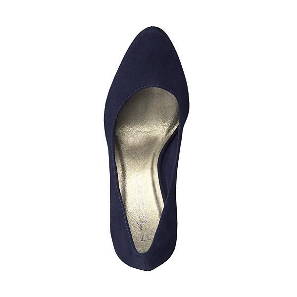 Tamaris Klassische Klassische Tamaris Tamaris blau Stiefeletten blau Stiefeletten qCvwI76xO