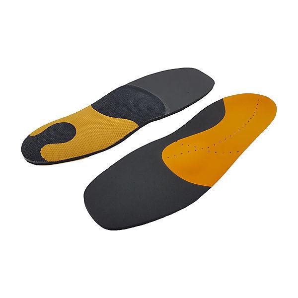 GreenFeet, schwarz/gelb Active 4 Trekking Wandereinlagen, schwarz/gelb GreenFeet,  Gute Qualität beliebte Schuhe a2c4c0
