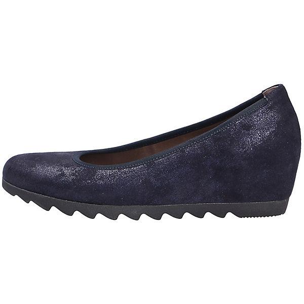 Gabor, Keilpumps, beliebte blau  Gute Qualität beliebte Keilpumps, Schuhe e58a59