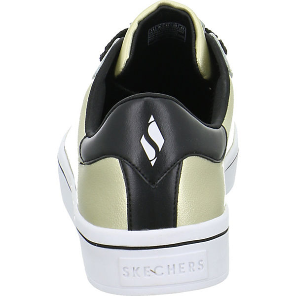 HI Low LITES SKECHERS gold MetallicsSneakers dUCFFq