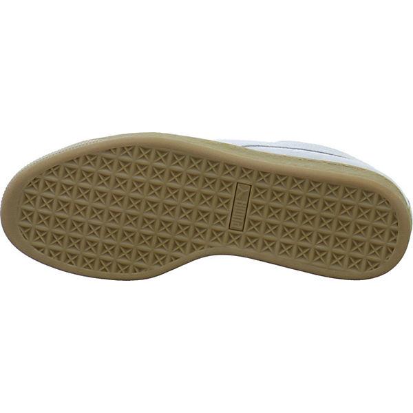 Low grau PUMA Classic GumSneakers Suede Hqnf68