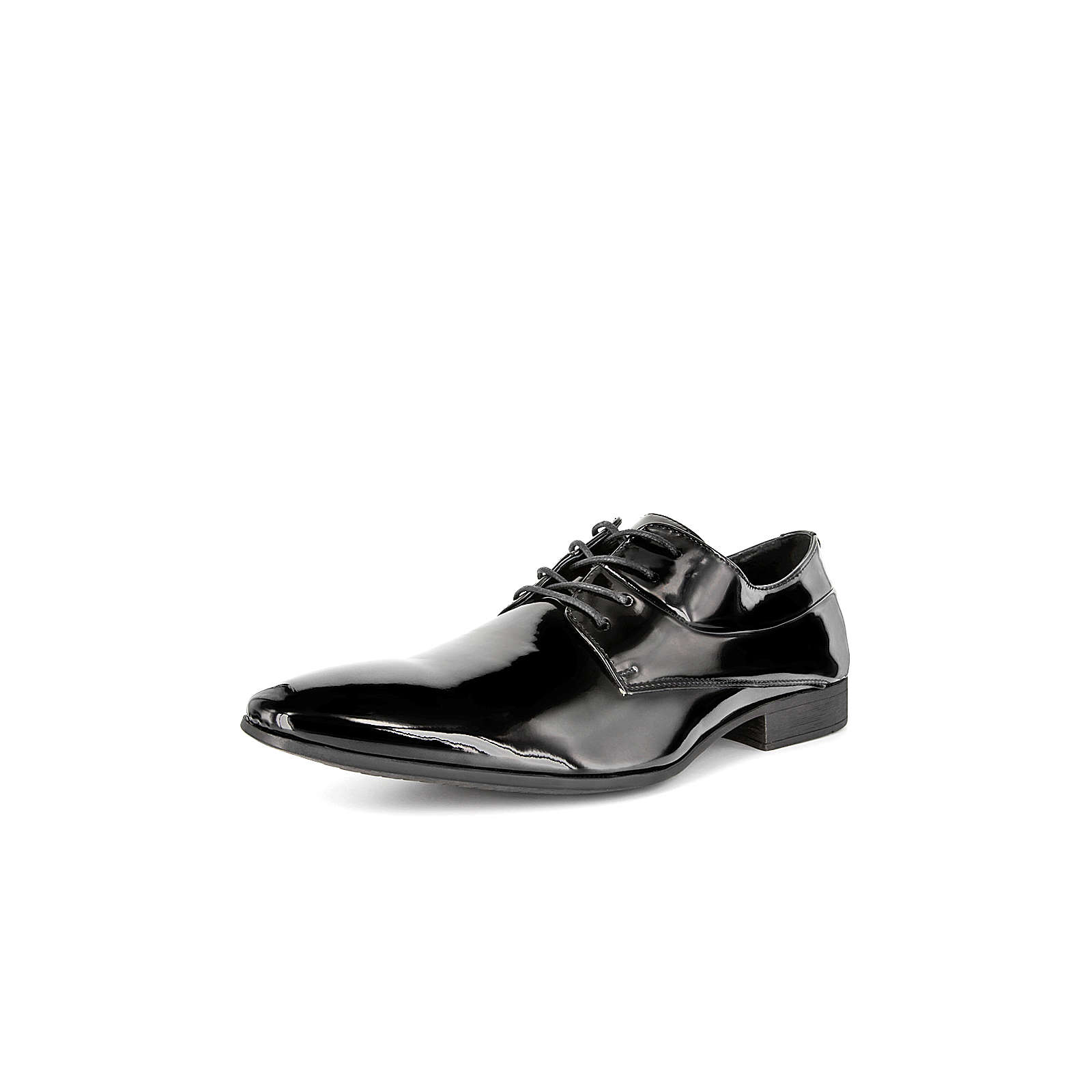 Fitters Footwear Business-Schnürschuhe schwarz Herren Gr. 45