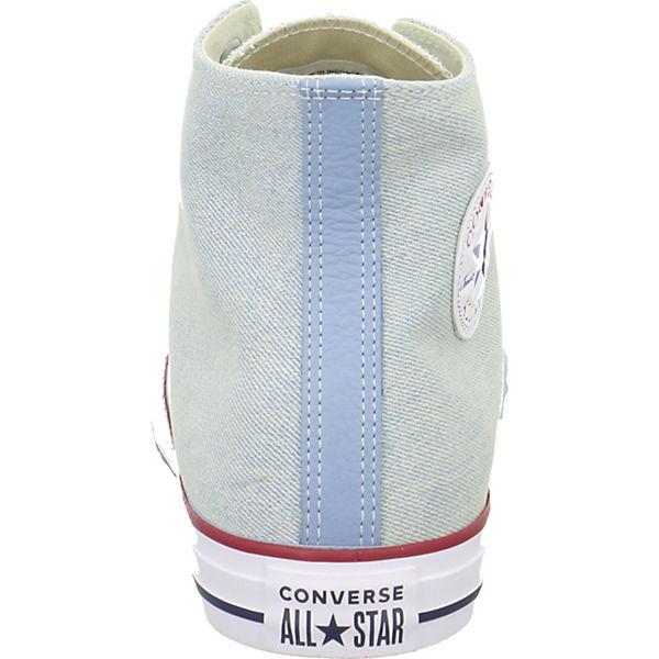 CONVERSE, CT AS HISneakers High,  blau   High, 421e8a
