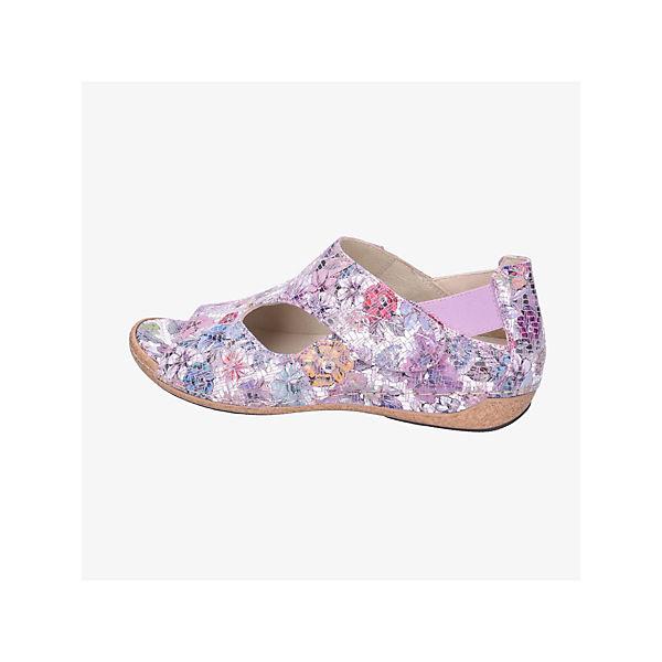 WALDLÄUFER Klassische Sandalen rot Schuhe  Gute Qualität beliebte Schuhe rot e80e39