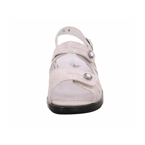 WALDLÄUFER, Gute Klassische Sandalen, weiß  Gute WALDLÄUFER, Qualität beliebte Schuhe 295dfe