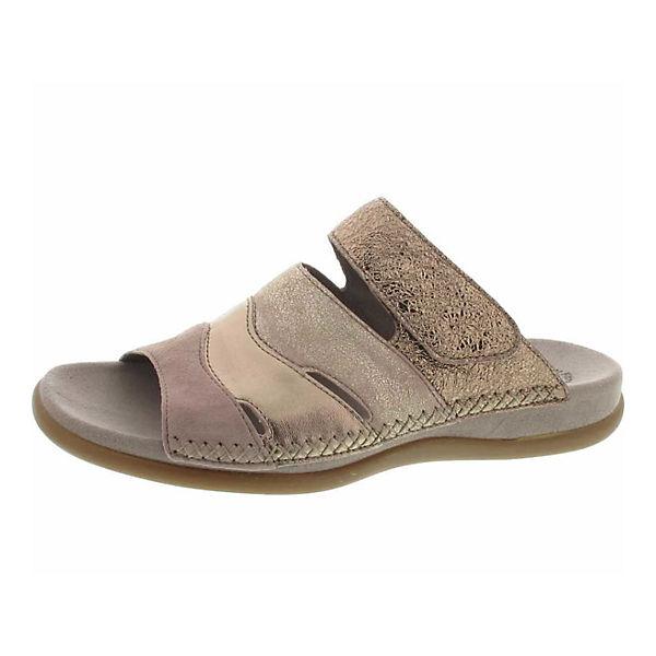 Gabor Pantoletten mehrfarbig  Gute Qualität beliebte Schuhe