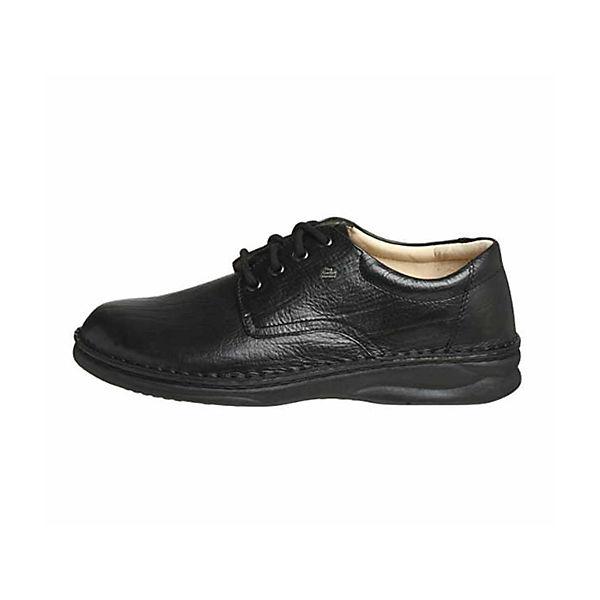 Finn Comfort Business-Schnürschuhe schwarz  Gute Qualität beliebte Schuhe
