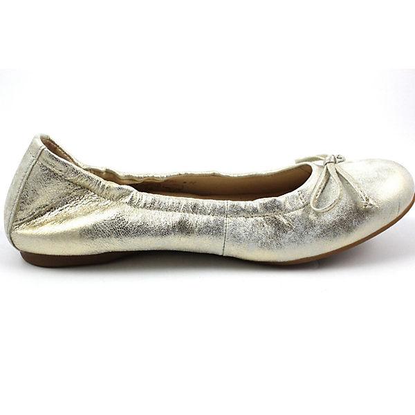 Gabor, Gute Klassische Ballerinas, bronze  Gute Gabor, Qualität beliebte Schuhe b1f14f