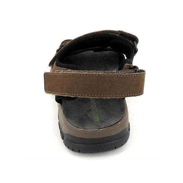 WALDLÄUFER, Klassische Gute Sandalen, braun  Gute Klassische Qualität beliebte Schuhe 9b94b9