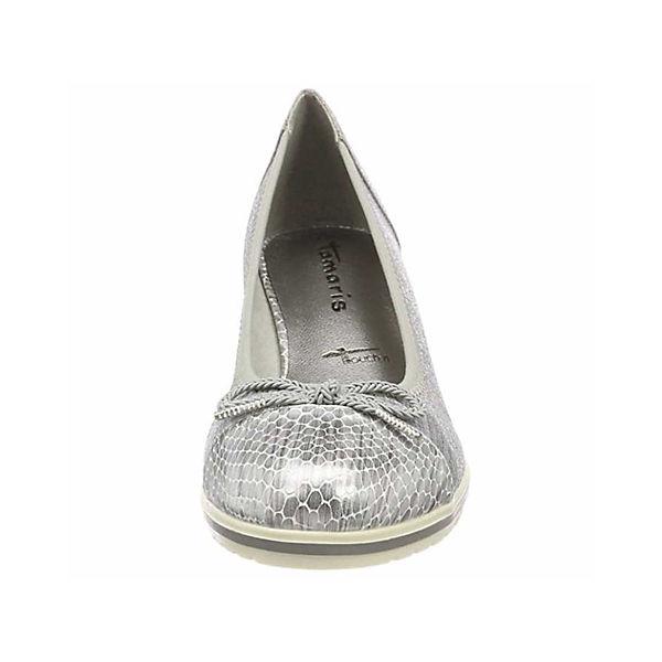 Tamaris,  Keilpumps, grau  Tamaris, Gute Qualität beliebte Schuhe 0bf72c