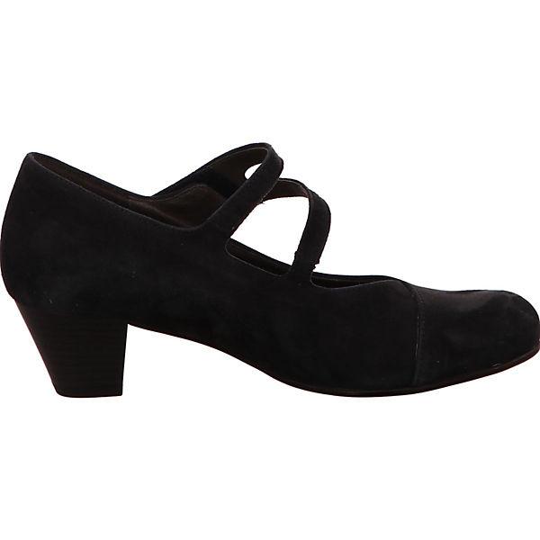 Gabor, Spangenpumps, beliebte dunkelblau  Gute Qualität beliebte Spangenpumps, Schuhe a3029e