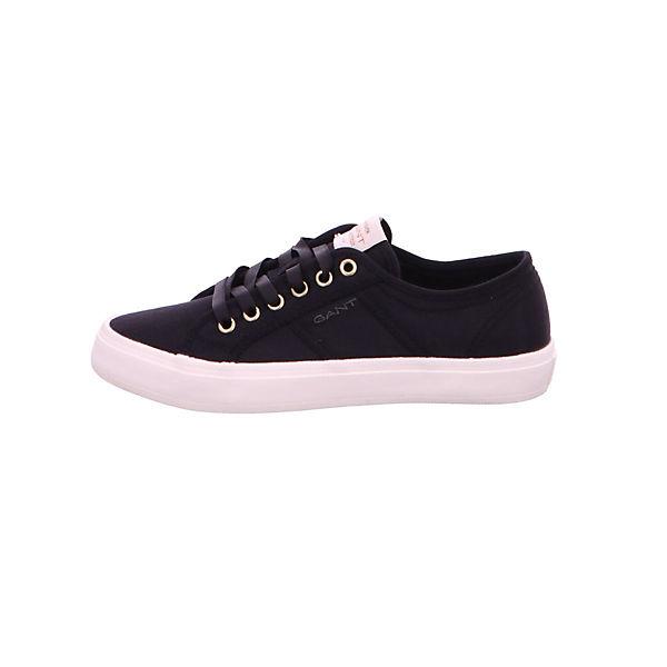 GANT, Sneakers Low, schwarz  Gute Qualität beliebte Schuhe Schuhe Schuhe a94045