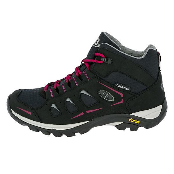 Brütting Outdoorschuh Mount Frakes HighSchnürschuhe schwarz  Gute Qualität beliebte Schuhe