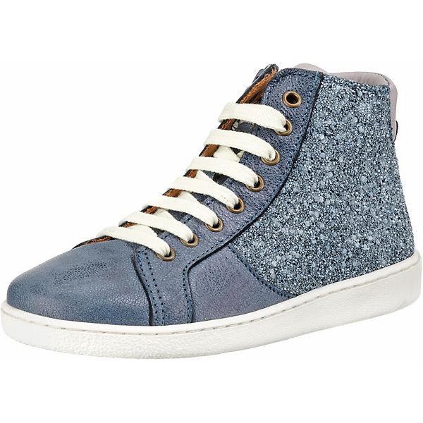 Gutes Angebot bisgaard Sneakers High für Mädchen blau