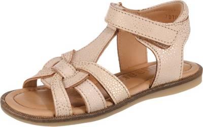 Sandalen in gold günstig kaufen | mirapodo