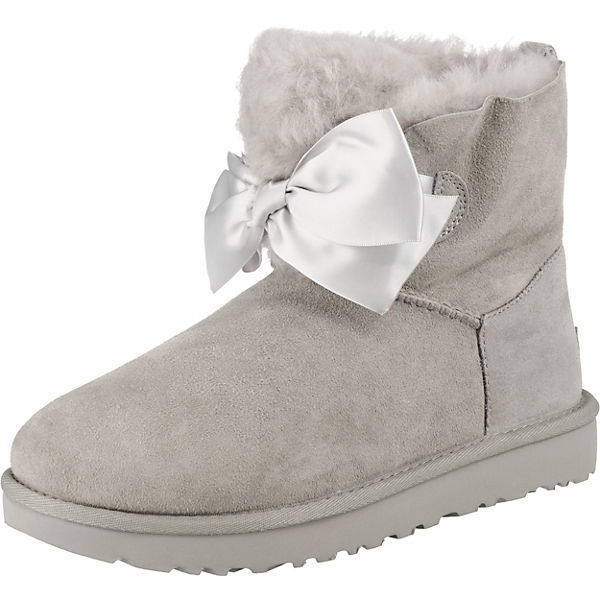Gita Bow Mini Winterstiefeletten