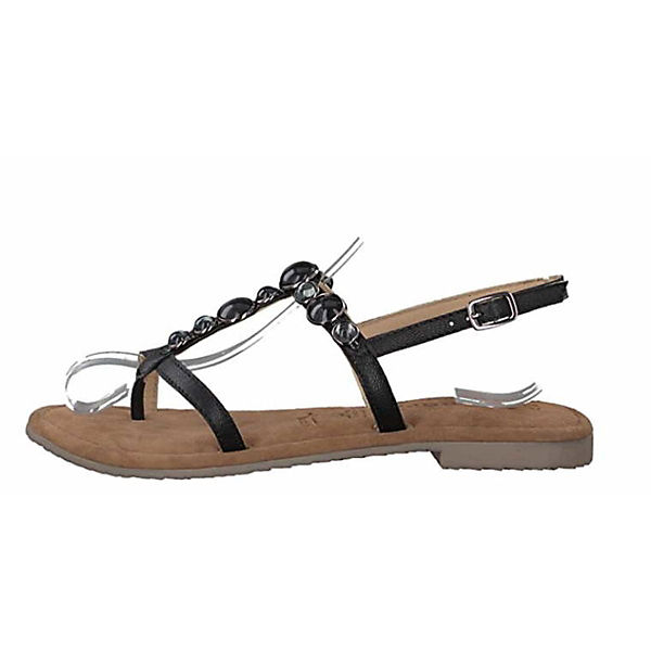 Tamaris, Klassische Sandalen, schwarz   schwarz  dec64a