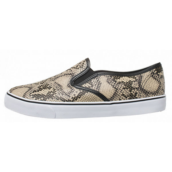 beige Klassische Fitters Slipper Footwear Carla qYF1wHS